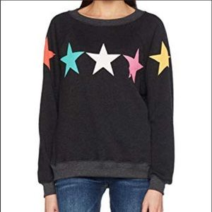 Wildfox Arcade Stars Sommers Sweater - XS